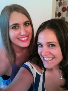 Victoria and I before heading to the House of Blues Las Vegas